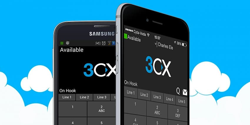 3cx App Android (versión beta)